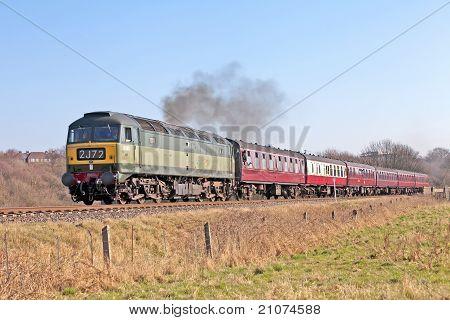 Diesel trip