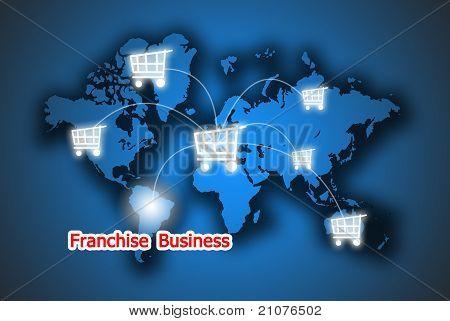 Service Fanchise Business Retail