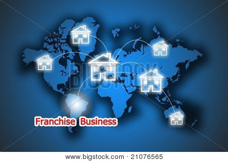 Service Fanchise Business Real Estate