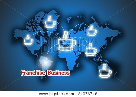 Service Fanchise Business Beverage