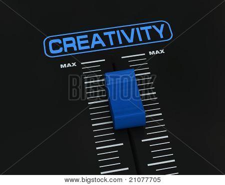 Pump Up Creativity