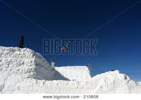 Snow Motocross