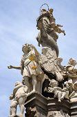 pic of banska  - Immaculata Maria pillar Banska Stiavnica - JPG