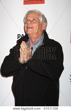 "LOS ANGELES - MAR 13:  Robert Morse arrives at the ""Mad Men"" Event at PaleyFest 2012 at the Saban Theater on March 13, 2012 in Los Angeles, CA"