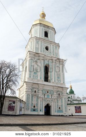 St. Sophia Cathedral in Kyiv, Ukraine