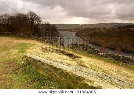 A View Across Digley Reservior