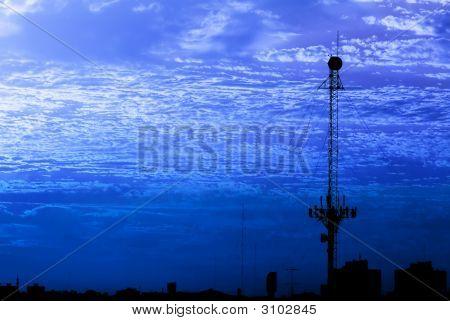 Blue Antenna 2810B