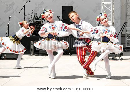 Belarussian children