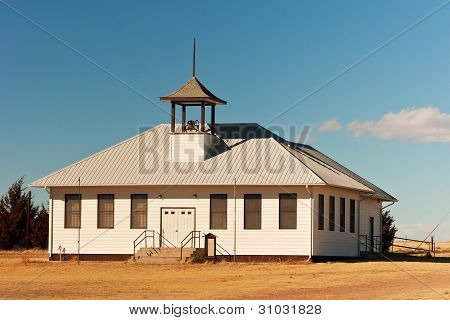 White Schoolhouse