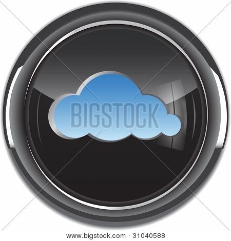 Cloud Computing pictogram