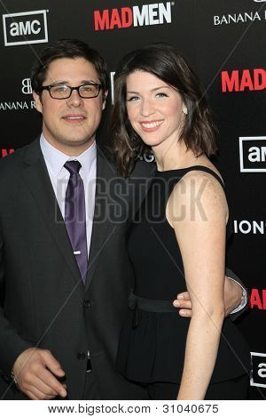LOS ANGELES - MAR 14:  Rich Sommer arrives at the
