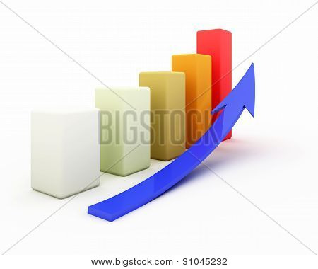 3D Rendering For Business Graph