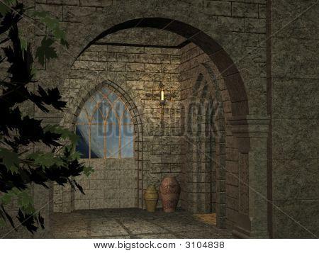 Ancient Asylum