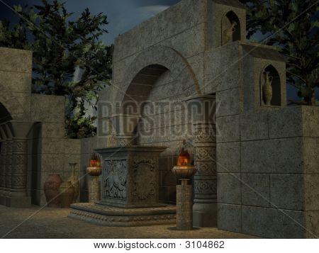 Antiguo asilo
