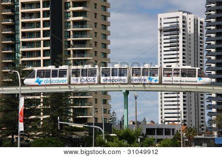 Gold Coast Monorail