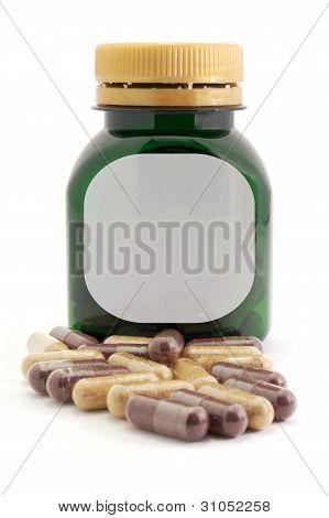 Capsules Pills medicine