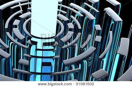 Glittering Labyrinth