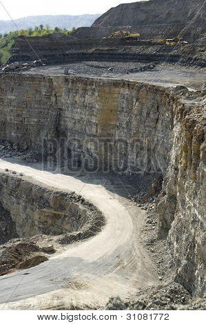 Quarry Scenery