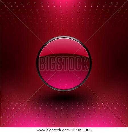 Vector Abstract Sphere Design