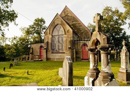 Historic Church Hill Church & Cemetery