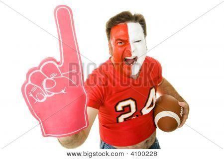 Sports Fan Winner