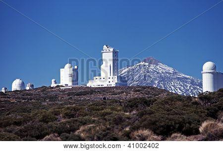 Teide Observatory, Tenerife.