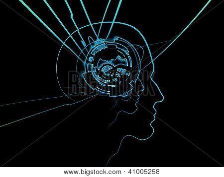 Metaphorical Internal Clockwork
