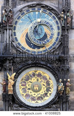 Famous Zodiacal Clock