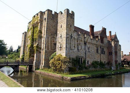 Hever Castle,South East England,