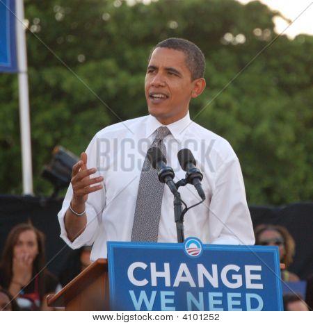 Aka Barry Obama