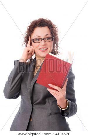 Teacher With A Book