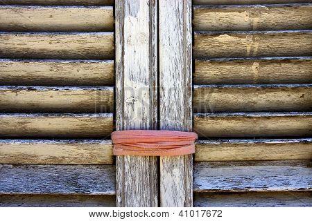 Brown Wood Venetian Blind  In Colonia