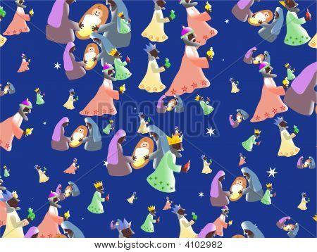 Nativity Wallpaper