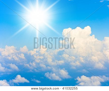 Clean Air Cloudy Outdoor
