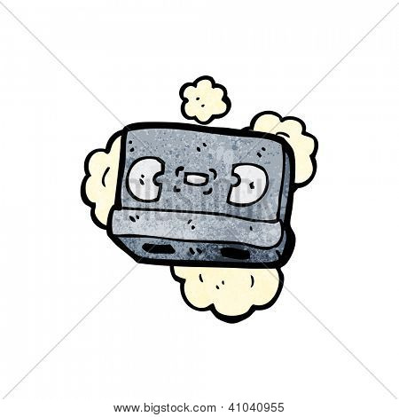 cartoon videotape