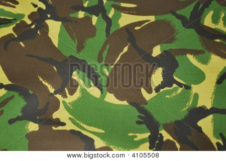 Jungle Camouflage Material