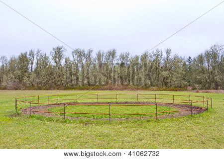 Horse Training Corral