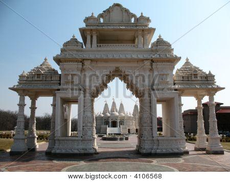 Swami Narayan Temple In Bartlett