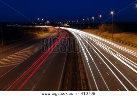 Motorway Night 2