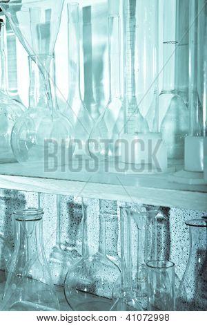 Equipamento de laboratório