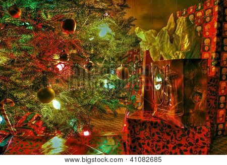 Under the tree 58