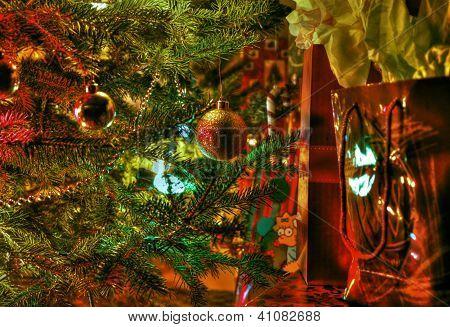 Under the tree 61