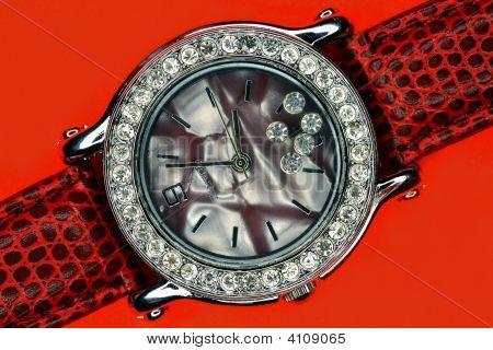 Female Clock