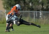 Youth Football Century V Cyo Orange