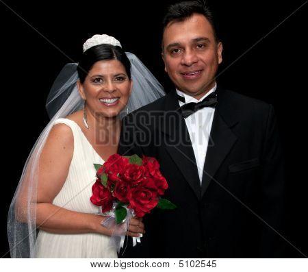 Couple Very Happy.