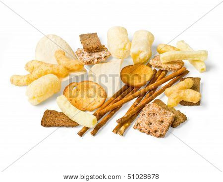 Food Snack Collection,