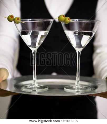 Pair Of Martini