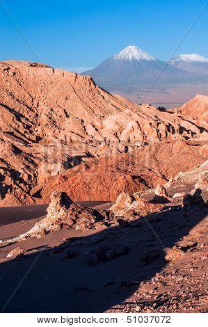 Valle De La Luna, Atacama, Chile