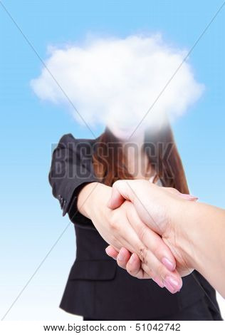 Welcome To Cloud Computing Future World