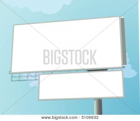 Huge Billboard